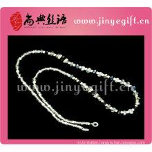 Fashion Jewelry Handmade Crystal Bead Sunglasses Chain