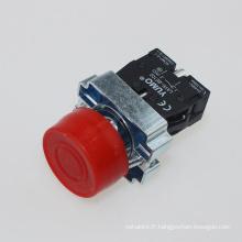Yumo Lay5-Bp42 Interrupteur à bouton-poussoir momentané