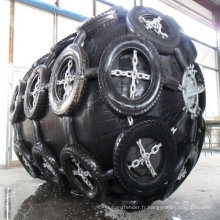 garde-boue yokohama penumatic de camion lourd D = 3m L = 5m
