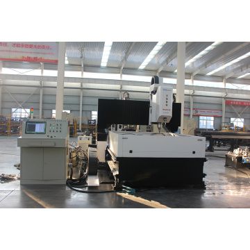 CNC Gantry Steel Plates Drilling Machine