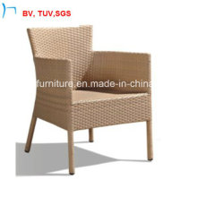 Outdoor PE Rattan Chair Stacking Arm Chair (C-2009)