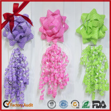 Gift Set with Curling Ribbon for Wedding Decoration