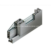 Smooth Slider Track Sliding Aluminum Windows and Doors