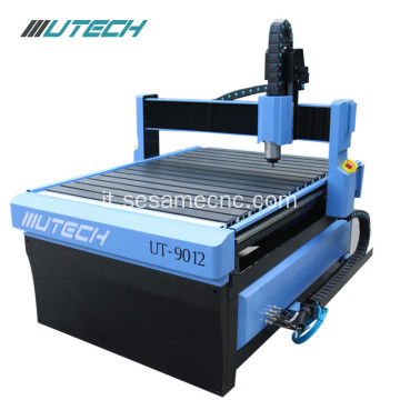 3D Wood 9012 Cnc Router 2.2Kw intaglio macchina