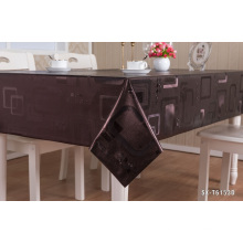 Embossed Beautiful Decoration PVC Tablecloth