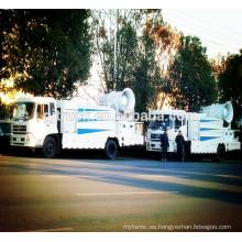 Camión del agua de Dongfeng / camión del tanque de agua / camión del aerosol de agua / camión de cañón del agua de Dongfeng