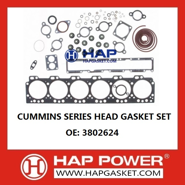CUMMINS Cylinder Head Gasket Set 3802624