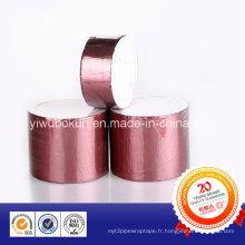 Feuille de couleur 5cm 10cm Bitume Deck Joint Tape