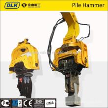 vibratory hammer pile driver hydraulic static pile driver hydraulic press pile driver