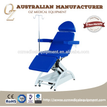 Clinic Blood Infusion Chair Drawing Chair Ginecología Examination Table