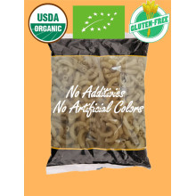 Vegane Instant Millet Elbow Pasta