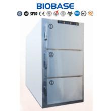 Réfrigérateur de corps mort pour réfrigérateur de corps sécurisé pour 3 corps