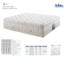 Pocket Coil Spring Mattress Queen Size Mattress From Mattress