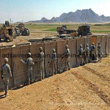 Mil Defensive Barriere / Galvanisierte Hesco Barriere
