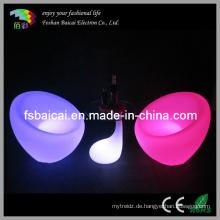 LED leuchtet im Freienmöbel
