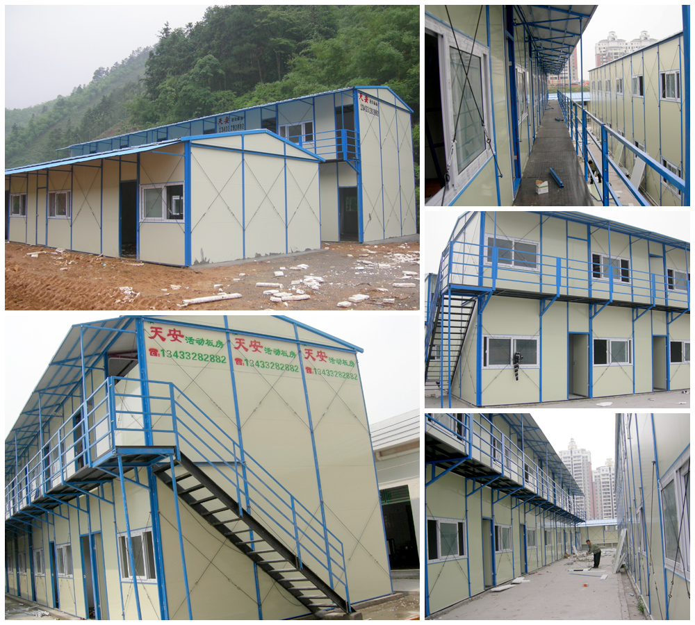 Prefabricated K House Biaozhun 6