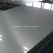 Folha de liga de alumínio de grande largura para tanque de óleo