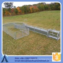 Proveedor portátil de panel de ovejas de alta calidad