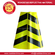 Road safety Reflective cone sleeve