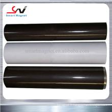Rouleau magnétique en caoutchouc souple en PVC transparent à haute qualité