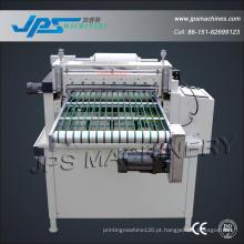 Máquina automática do cortador do papel e da película com correia de Conyeor