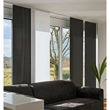 Electronic Panel Blind for Sliding Glass Doors