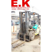 Дешевый и совершенный японский погрузчик Conditon 3 Ton Komatsu Forklift (FD30)