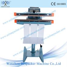 Aluminum Body Foot Pedal Hot Plastic Sealer Machine Price