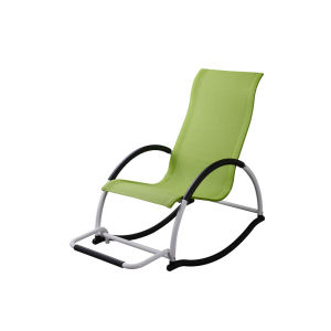 Aluminum fashion Rocking chair
