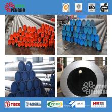 Tubo sin soldadura ASTM A213 T22 de aleación de acero