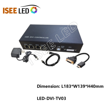 DVI RGB Led Lighting Controller