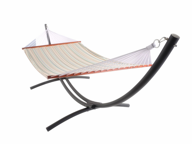 Protable Hammock swing bed with steel stand