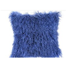 High Quality Mongolian Lamb Fur Blanket For Sofa