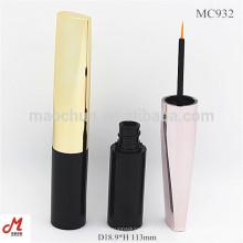 MC932 Vente en gros d'emballages personnalisés en plastique pour tube à tube à lèvres en gros
