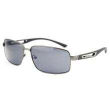 Элегантные металлические солнцезащитные очки Design Designer с FDA (14294)