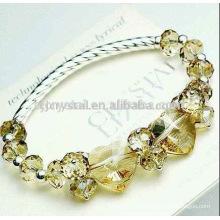 Crystal Shambala Armband