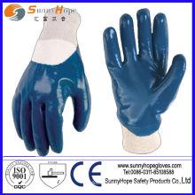 Sicherheits-Nitril-Gummi-Handschuh zum Verkauf in China