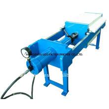 Manuelle hydraulische kleine 500 manuelle Kammerfilterpresse