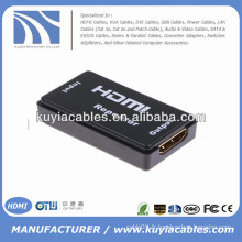 High Speed HDMI Repeater tampon et amplificateur le signal 40m