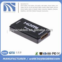 High Speed HDMI Repeater buffer e amplificador o sinal de 40m