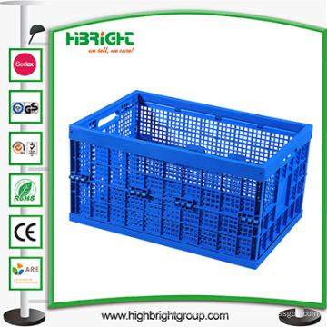Große belüftete zusammenklappbare Kiste für Lagerung