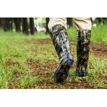 Добыча полезных ископаемых промышленной безопасности дождя сапоги, работа Rainshoes