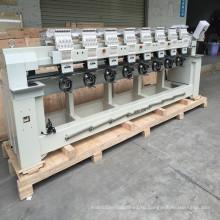 Тип тадзима Компьютеризированные 8 головок футболка коммерческих Вышивальная машина