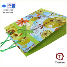 Printed Customized Shopping Gift Sac à papier à main
