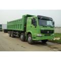 Caminhão de Sinotruk 8X4 HOWO para vendas (ZZ3317N3867W)