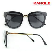 Latest metal sunglasses Novelty Design Metal Sunglasses Cool metal frame for driving