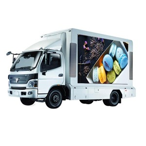 PH4 Truck LED-display