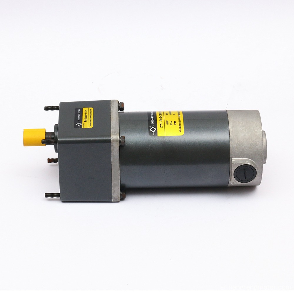 ZYT90 220V 150W 90mm DC Gear Motor