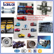 Shacman Dump Truck Parts para camiones pesados
