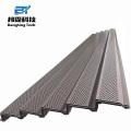 Filter water perforated aluminum sheet